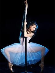 Ira | Blue Ballerina